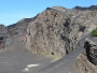 Capelinhos eruption site in Faial.