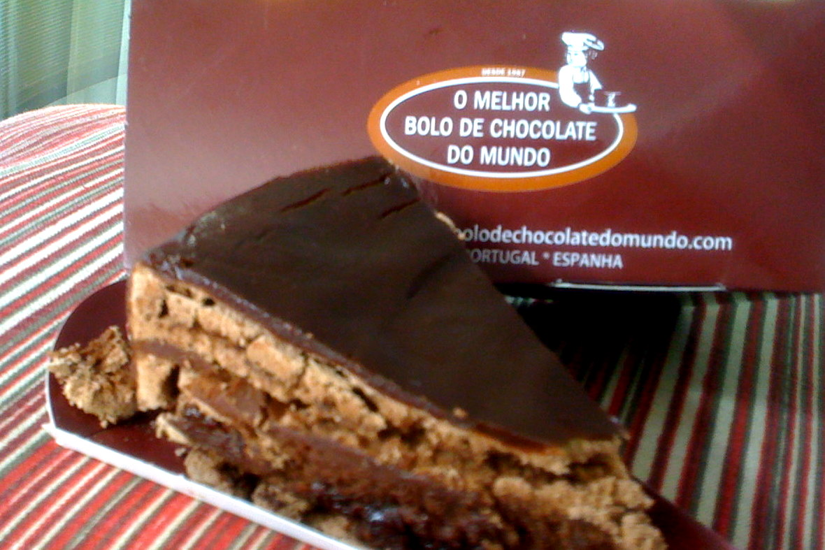 """The Best Chocolate Cake in the World"""" – New York - Portuguese ..."""