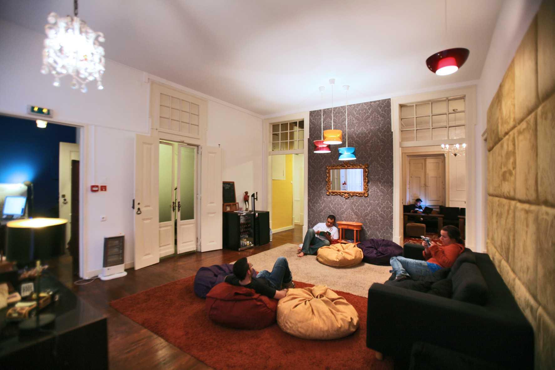 Hoscar awards portugal voted world 39 s top best hostels for Hotel design lisbona