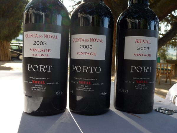 "Port wine: 2003 vintage named ""Best Wine in the World ..."
