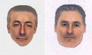 Efit images of the man who police want to contact over the 2007 disappearance of Madeleine McCann in Portugal.