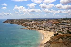 Praia da Luz, the unlikely scene of such an extraordinary mystery.