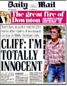 Cliff innocent