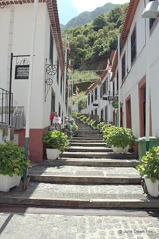 Steps São Vicente, Madeira
