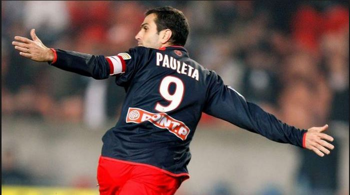 Soccer Pauleta To Be Honored By The Girondins De Bordeaux
