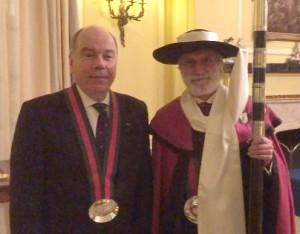 Ambassador of Brazil inducted into the Port Wine Brotherhood