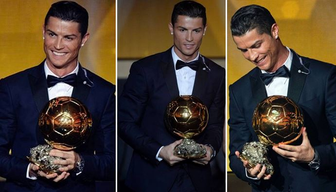 CR7 Cristiano Ronaldo wins Ballon du0027Or once twice and again! u2013 FIFA  sc 1 st  Portuguese American Journal & CR7: Cristiano Ronaldo wins Ballon du0027Or once twice and again ...