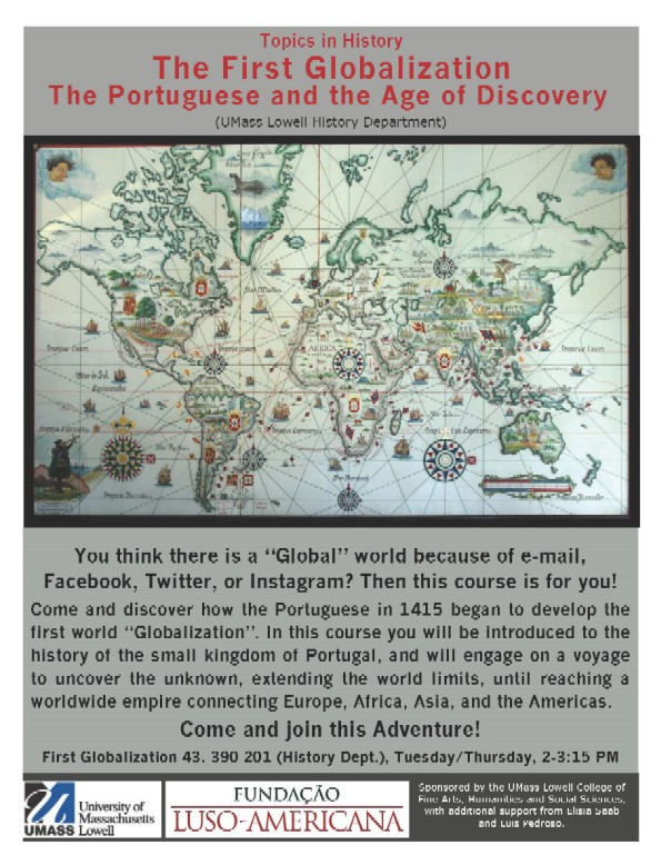 Global World flyer