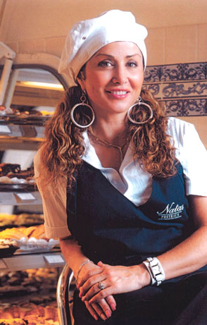 Owner and Chef Fátima Marques