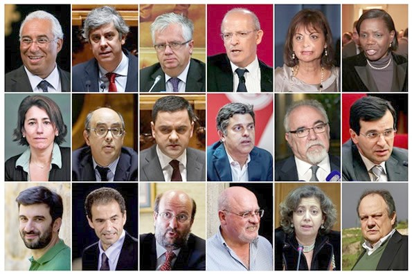 The XXI constitutional government of Portugal has 18 ministers.