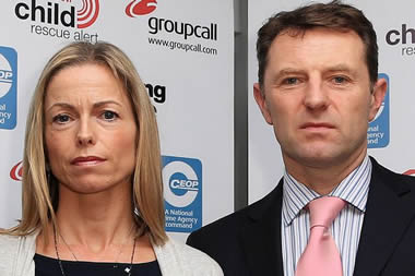 Kate and Gerry McCann will now take their fight to Portugal's Supreme Court