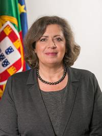 Ms. Ana Paula Vitorino, Portuguese Minister of the Sea