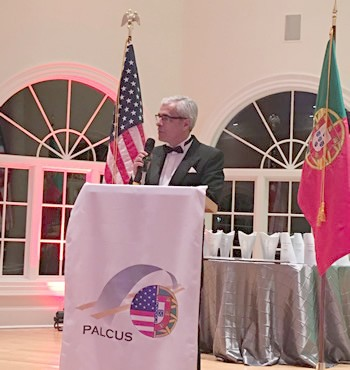 Ambassador of Portugal to U.S., Domingos Fezas Vital, expressed heartfelt appreciation of the contributions of the Portuguese American Community and the historic ties between Portugal and US.