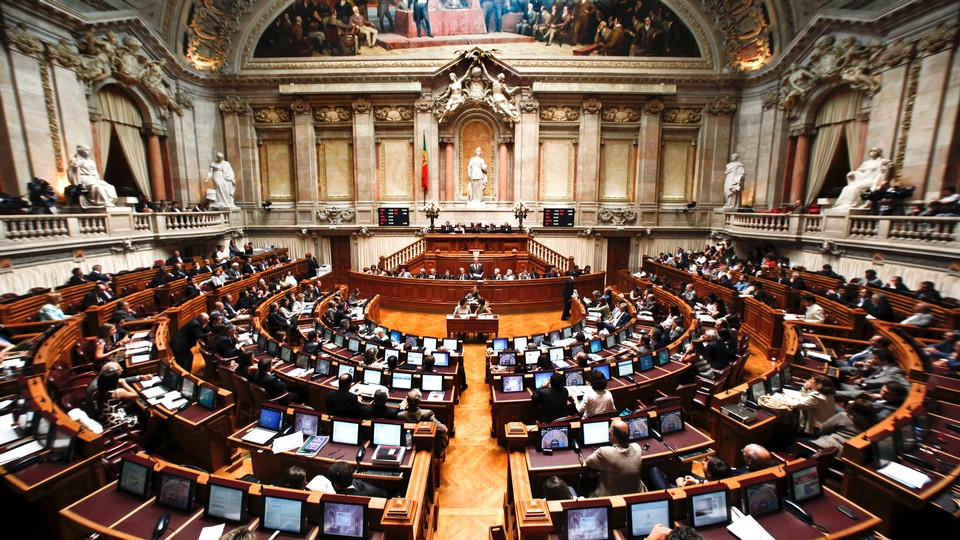 Human Rights Portuguese Parliament Condemns President