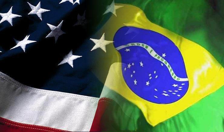 Resultado de imagem para Brazil the USA