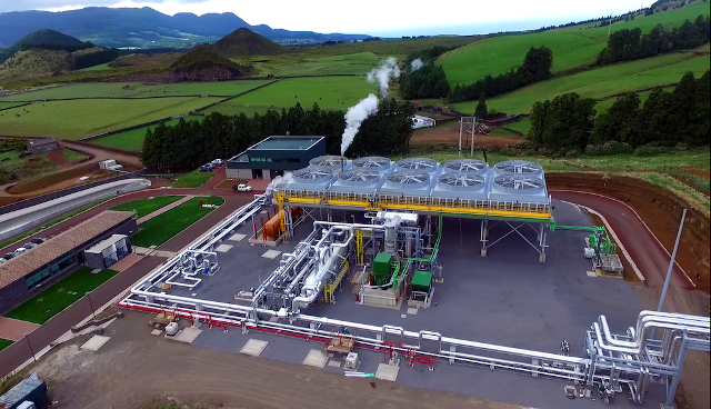 Terceira: New geothermal power plant inaugurated – Azores