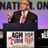 Elected: Carlos Cordeiro president of United States Soccer Federation – Orlando, FL