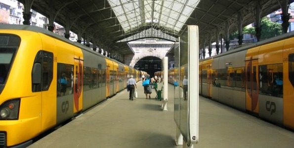 S 227 O Bento Railway Station One Of The Most Beautiful In The